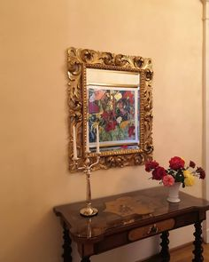 Instawalk Residenz des Deutschen Botschafters 05/20 - photo by @annettehexelschneider Mirror, Table, Furniture, Home Decor, Decoration Home, Room Decor, Mirrors, Tables, Home Furnishings