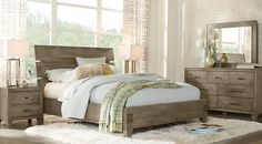 Affordable Colorful Queen Bedroom Sets: Red, Blue, Green, Gray, etc