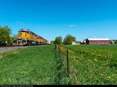 RailPictures.Net Photo: NECR 721 New England Central EMD SD40-2 at Windsor, Vermont by Kevin Burkholder