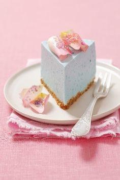 Pastel cheesecake