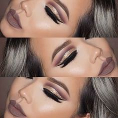 Big parties and events coming up? Of course, your calendar must be filling up with some really nice events as the New Year is right around the corner! Check out these amazing eye makeup ideas for New Year's Eve!!
