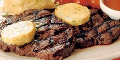 Linda's Grilled Tenderloin Steak, Southwestern-Style | Recipes | Yummy.ph - the online source for easy Filipino recipes, and more!