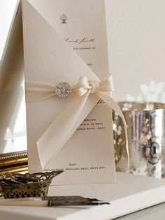 Maia Boxed Wedding Invitations, Wedding Stationery, Wedding Invites, Invitations, Elegant Invitations, Party Invitations, Anniversary Invite