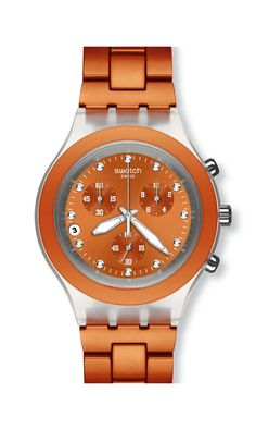 I mean, I do prefer the green, but I have a green watch already so I'm crushing over @Ann-Marie Wattjes's Full-Blooded Naranja xD