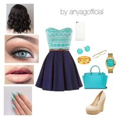 """Untitled #45"" by anyagofficial ❤ liked on Polyvore"