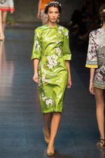 Dolce & Gabbana Spring 2014 Ready-to-Wear Collection on Style.com: Complete Collection