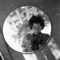 Vivian Maier, a mysterious nanny, who secretly took over 100,000 photographs that were hidden in storage ...