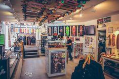 Путешествие по США - Morro Bay Skateboard Museum в Калифорнии.