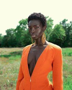 Beautiful Dark Skinned Women, Beautiful Black Women, Black Girl Magic, Black Girls, Black Men, Dark Skin Models, Orange Is The New Black, African Beauty, African Hair