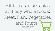 CE Tip 21: Eat fresh foods instead of packaged ones #EatCleanIn2016