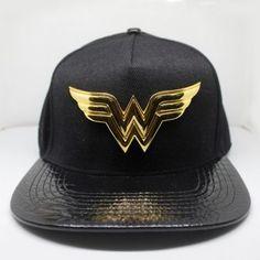 328fc05d39f 2017 Baseball Snapback Cap (2 colors) - WWLovers Wonder Woman Quotes