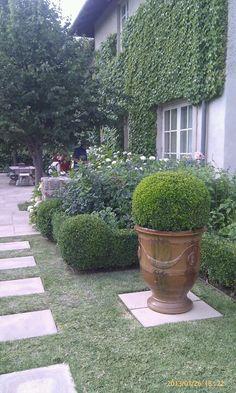 Garden designed by Paul Bangay