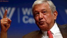 López Obrador dice que revisará los contratos petroleros si gana la Presidencia