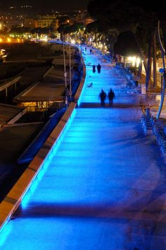 Artistic lighting and sustainable city planning | Citelum