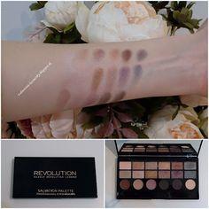 Makeup Revolution *Salvation Palette* paleta tieňov na oči Makeup Revolution, Palette, Film, Movie, Film Stock, Pallets, Cinema, Films