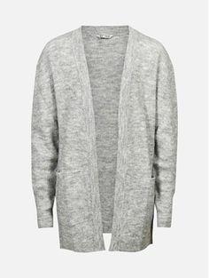 Melert mørk grå - Polly cardigan Barn, Sweaters, Clothes, Fashion, Tall Clothing, Moda, Converted Barn, Fashion Styles, Sweater