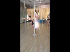 Intermediate Pole Combo (8 tricks) Nicole Williams