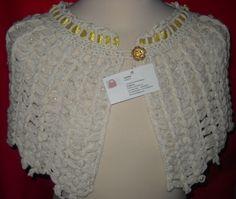 Mantellina in lana