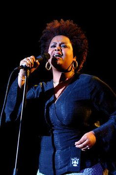 The beautiful, the talented Jill Scott
