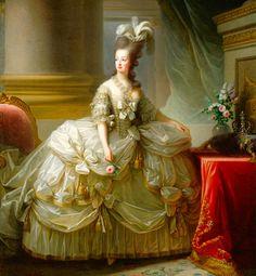Marie Antoinette & Dauphin Louis-Auguste of France