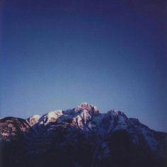 """ #Polaroid #Dolomiti #Blue  #polaroidsupercolor #impossibleproject #impossible_hq #filmisnotdead #filmphotography #polaroidpicture #dolomitipassion…"""
