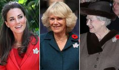 Kate was loaned this maple-leaf brooch by the queen before Kate and Prince William embarked on their 2011 tour of North America. The brooch was originally given to the Queen Mother by King George VI in 1939, before they took off on their first Canadian tour, so there is a nice romantic connection to the brooch. Since then, the queen and Camilla, Duchess of Cornwall, have both worn the brooch during Canadian visits.  Source: Getty / Chris Jackson, Oli Scarff, Chris Jackson