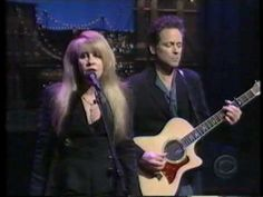 Lindsey Buckingham & Stevie Nicks ~ Big Love / Landslide ~ Live on Letterman Kinds Of Music, My Music, Letterman Show, Stevie Nicks Lindsey Buckingham, Play It Again Sam, Stevie Nicks Fleetwood Mac, Better Music, Music And Movement, Old Song