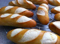 Mauricettes - pâte à Bretzel Sweet Recipes, Healthy Recipes, Healthy Food, Mini Burgers, Salty Foods, Brunch Menu, Cooking Chef, Baking Tips, Finger Foods