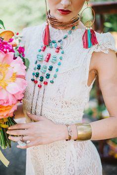 Wedding jewelry | Wedding & Party Ideas | 100 Layer Cake