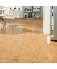 Tolles Raumklima mit #Kork - #Korkboden für nur 45,90€/m² → Haro Corkett Korkboden | Ronda - natur - Kork