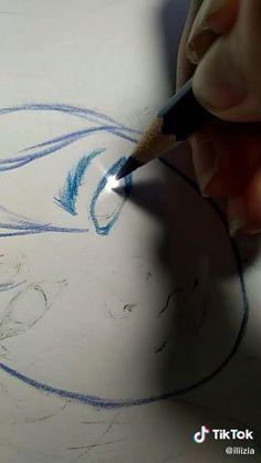 Art Drawings Beautiful, Art Drawings Sketches Simple, Pencil Art Drawings, Cool Drawings, Diy Canvas Art, Art Sketchbook, Aesthetic Art, Art Tutorials, Pencil Sketch Tutorial