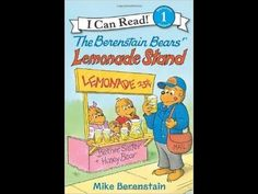 The Berenstain Bear Lemonade Stand by Mike Berenst