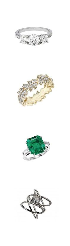40 showstopping engagement rings that are a cut above the rest