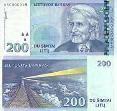 lithuania currency | Lithuanian litas - Currency | Flags of countries