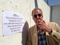 Clarkson's corner