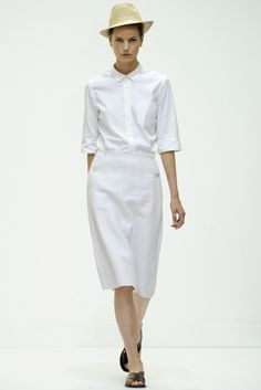 Margaret Howell RTW Spring 2014 - Slideshow - Runway, Fashion Week, Reviews and Slideshows - WWD.com