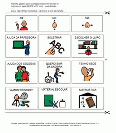 O que é a comunicação     alternativa?   A     área da tecnologia assistiva que se destina especificamente     à ampliação de habilidades d...