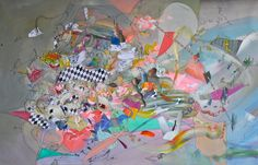"""Saatchi Online Artist: Larisa Ilieva; Mixed Media, 2012, Painting """"""""A letter to Onegin"""""""""""