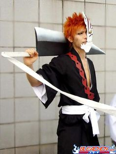 Bleach Cosplay Costumes: March 2012