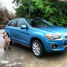 The 2013 #Mitsubishi Outlander Sport: A #Crossover #SUV for the Active Small Family