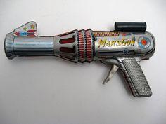 Mars Gun Daiya Japan 60'S | eBay
