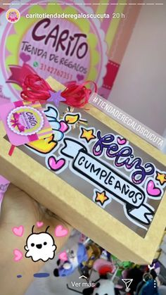 Hand Lettering Alphabet, Creative Box, Candy Art, Candy Boxes, Cool Diy Projects, Happy Fathers Day, Diy And Crafts, Barbie, Presents