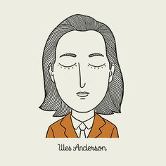 These Wes Anderson Character Drawings Are Adorable | Nerdist