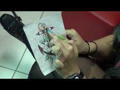 [ TV Máfia ] Tatuando com Madhava Zamberlan!