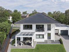 Gartenblick - Musterhaus Citylife 250