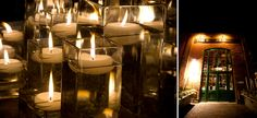 Boiler House  romantic wedding ighting One King West, Boiler, One Kings, Tea Lights, Boston, Romantic, Candles, House, Wedding