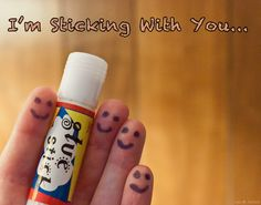I'm Sticking With You...