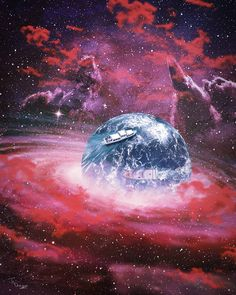 Cosmos, Planets, Universe, Photoshop, Celestial, Space, Art, Display, Outer Space