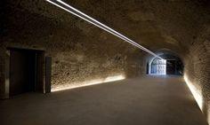 Renovación del Refugio de Kazematten Cortesía de Govaert & Vanhoutte architectuurburo