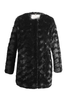 soft #fakefur #jacket by #Esprit